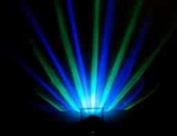 stunning rainbow illuminators projection light