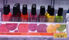 1 1 sally hansen nail polish coupon u003d 0 97 walmart deal