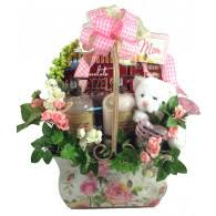 Bathroom Gift Basket Spa Gift Baskets And Luxury Bath Gift Baskets For Women