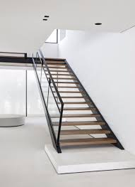 minimalist interior design by vshd design with mid century lamps