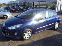 blue peugeot for sale used peugeot 308 for sale under 11000 autopazar
