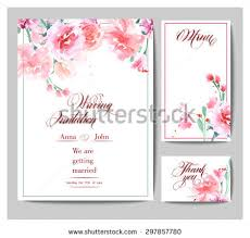 wedding invitations vector wedding invite vector free vector stock