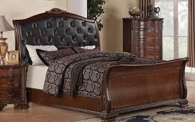 althea upholstered sleigh bed wayfair