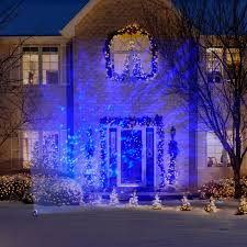 led christmas lights walmart led christmas lights walmart 8 gemmy industries led projector icy
