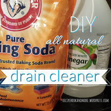 How To Clean Kitchen Sink With Baking Soda Baking Soda And Vinegar Drain Cleaner Shower Drain Baking Soda