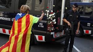 fermeture des bureaux de vote craintes de la catalane après la fermeture forcée des