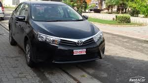 latest toyota lahore rent a car toyota corolla latest rentacarlahore net