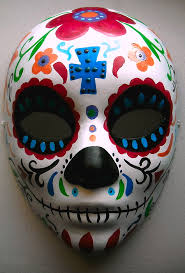 day of the dead masks day of the dead mask painting by pristine cartera turkus