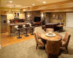 Best Lighting For Home by Awesome Lighting For Home Bar In Basement Best Basement Lighting
