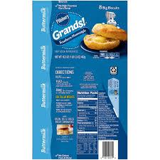 pillsbury buttermilk homestyle grands 16 3 oz walmart com
