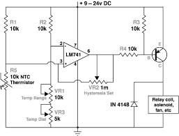 craig u0027s thermostat circuits
