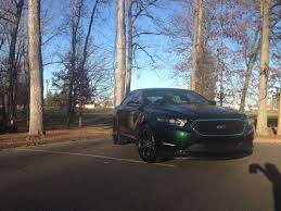 Sho Green find used 2013 ford taurus sho turbo awd green used in