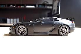 lexus lfa model car review autoart lexus lfa nurburgring diecastsociety com