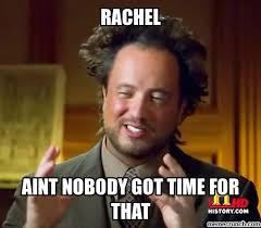 Rachel Meme - image jpg