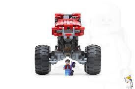 42005 monster truck motorized rc lego technic mindstorms
