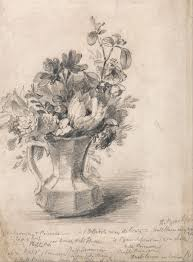flower in vase drawing how to draw a flower vase still life hubpages
