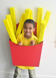 how to make a kids fry box costume u2013 michaels makers diy costume