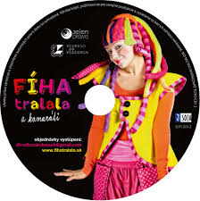 fiha tralala dvd fíha tralala dvd dvd detské pesničky a knižky maxus sk