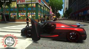 koenigsegg doors gta gaming archive