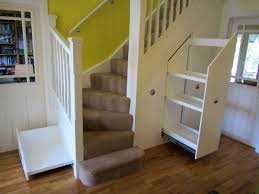 bathroom winsome under the stairs storage ideas maximize