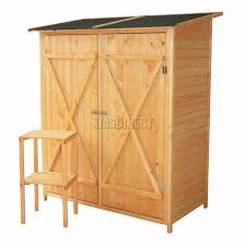 Tool Cabinet Wood Garden Tool Shed Interior Design