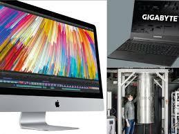 choisir pc bureau quel ordinateur choisir pour noël apple à gigabyte ou l