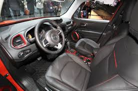 jeep renegade 2014 interior 2015 jeep renegade first look motor trend