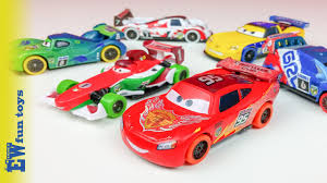 disney pixar cars diecast toys part 11 carnival cup rio racer