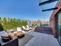 the crown jewel soho penthouse manhattan skyline wet bars and