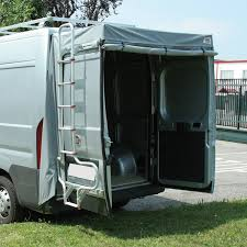 fiamma van rear door cover awning fiat ducato citroen jumper