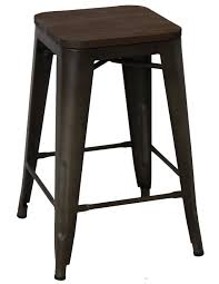 amazon com btexpert bar stool modern solid steel stacking