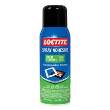 loctite power grab 10 fl oz tub surround adhesive 1363138 the 11 fl oz multi purpose spray adhesive 6 pack