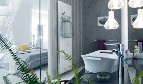 Patricia Urquiola Gray White Ensuite Bathroom Interior Design Ideas