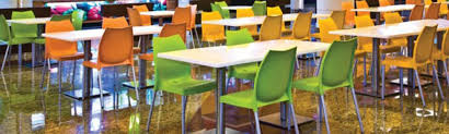 Resin Bistro Chairs Plastic Resin Cafe Bistro Outdoor Seating Wholesale Cafe Chairs