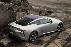 lexus coupe 2018 first drive the 2018 lexus lc 500 doesn u0027t want to be the perfect one