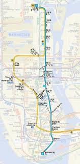 mta map subway weekly map travel with vintage nyc subway maps the second