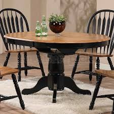 Decorate Round Dining Table Black Round Dining Table With Chairs Insurserviceonline Com