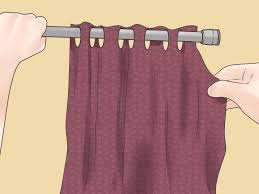 Curtain Suspension Rod How To Use A Tension Rod 14 Steps With Pictures Wikihow