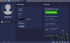 bluestacks settings how to use bluestacks easy guide ubergizmo
