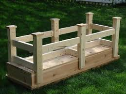 waist high planter box 6 steps with pictures