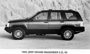 jeep wagoneer white 1993 jeep grand wagoneer information and photos momentcar