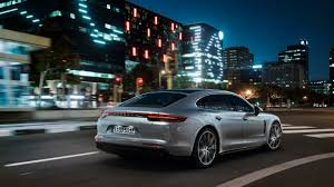 porsche electric hybrid 2018 porsche panamera turbo s e hybrid is a 671 hp phev