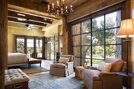 cornerstone home interiors modern rustic barn style retreat in texas hill country