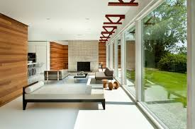 House Design Bay Windows by Jordan Architects Modernized A Mid Century Home With Bay Windows