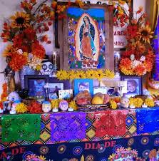 dia de los muertos home decor dia de los muertos altar at fiesta cocina a boutique style mexican