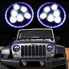 jeep wrangler blue headlights compare prices on led blue jeep wrangler headlights