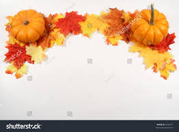 thanksgiving autumn border stock photo 5342371