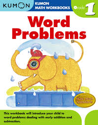 kumon publishing kumon publishing grade 1 word problems