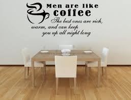 Wall Stickers For Kitchen by Kitchens Men Like Related Pictures Coffee Wall Art Kitchen Wall