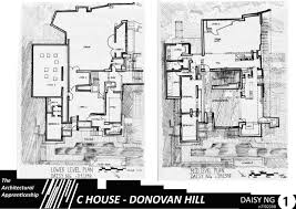 c house hand drawings c house coorparoo qld